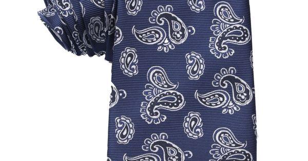 Paisley Navy Blue Tie | Neckties | Australian Designer Ties $35 | Australia | OTAA