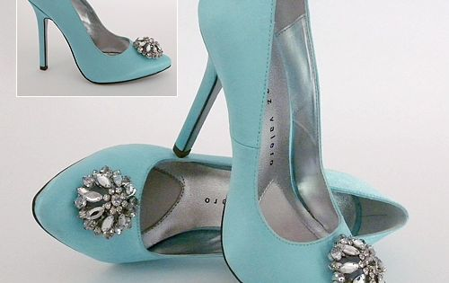 tiffany blue shoes | Tiffany Blue Wedding Shoes | Find the Latest