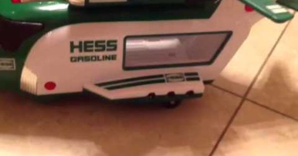 Hess Toy 2012 Hess Toys Electronic Products
