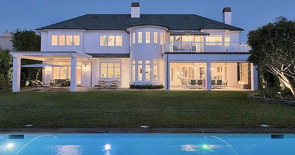 Lebron James Brentwood California Mansions House Styles Brentwood California