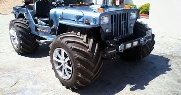 Indian Offroads 4x4 Custom Modified Jeeps Mahindra Classic Thar