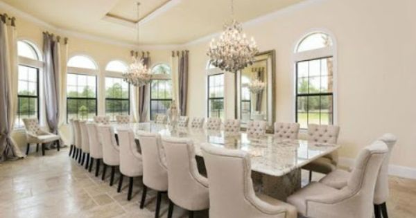 24 Seater Dining Table Google Search Beautiful Dining Rooms