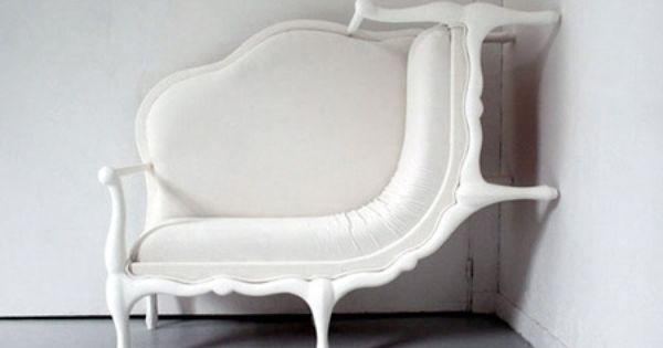 A sofa designed by lila jang takes an unusual turn the for What does canape mean in french