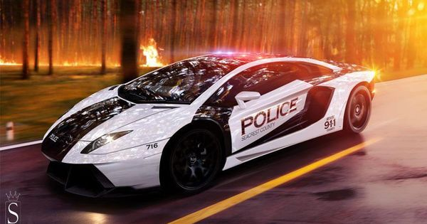 lamborghini aventador police car curated by desert city security inc 2277 turnberry place. Black Bedroom Furniture Sets. Home Design Ideas