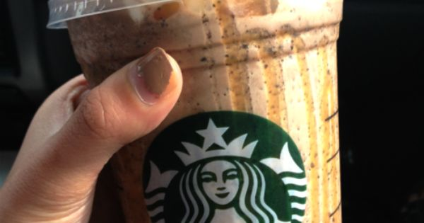 Starbucks Snickers Frap! On the hidden menu. If your local starbucks doesn't