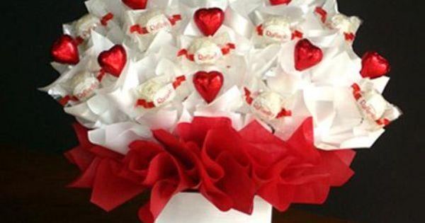 ferrero rocher raffaello chocolate bhearts roses gift box. Black Bedroom Furniture Sets. Home Design Ideas