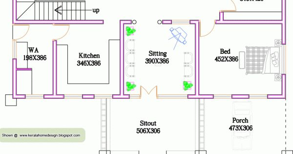 Kerala Home Plan And Elevation 2800 Sq Ft House Plans
