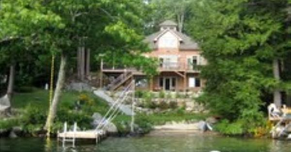 Lake Home Rentals In New Hampshire