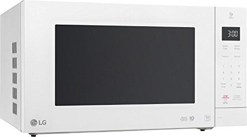 Lg Lmc2075asw Neochef Countertop Microwave With Smart Inverter