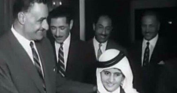 محمد بن راشد ينشر صورة وفيديو نادرين وهو طفل رفقة جمال عبد الناصر Rt Arabic Egyptian Actress Egyptian History Old Egypt