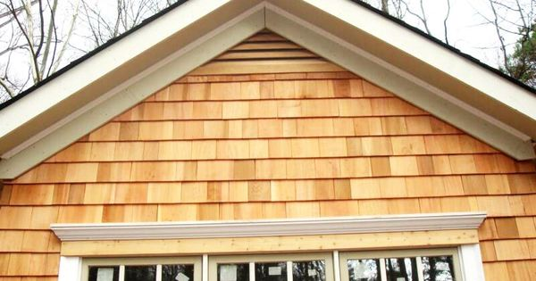 Cedar shake siding engineered wood vinyl installation for Engineered siding