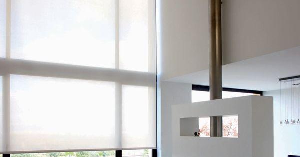 store enrouleur grande hauteur rideaux design pinterest blog. Black Bedroom Furniture Sets. Home Design Ideas