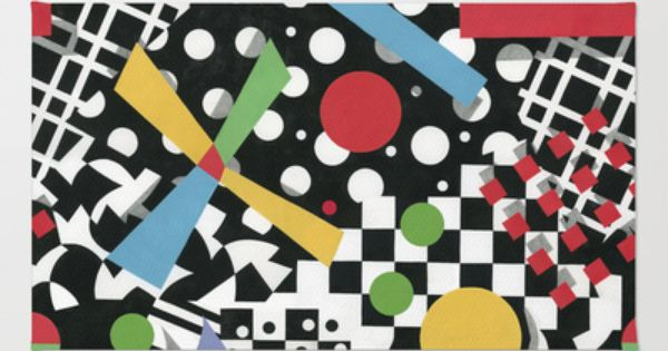 Alice Klauestein T shirt Products Rugs And Tape
