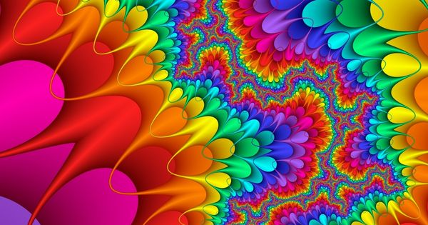 Beautiful High Resolution Wallpapers: Psychedelic Art