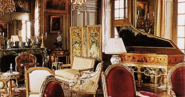 H tel lambert paris guy et marie h l ne de rothschild l - Hotel ile saint louis ...
