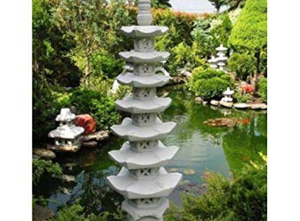 Asiatische Gartendekoration Bestseller Top 10 Bestseller Top 10 De Japanische Steinlaternen Garten Deko Gartendekoration