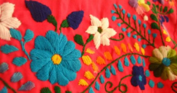 Best images about mexican mood embroidery