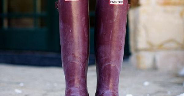 sugar plum wellies. I got them for Christmas and am obsessed!