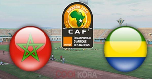 يلا شوت رابط مشاهدة مباراة المغرب والجابون بث مباشر اليوم 8 10 2016 المنتخب المغربي فى تصفيات أفريقيا المؤهلة لكأس العالم Yalla Shoot Morocco Gabon National