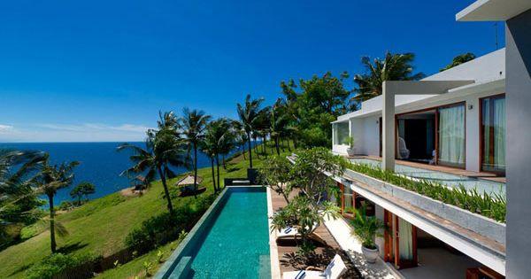 Malimbu Cliff Villa - Lombok Island, Indonesia