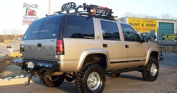 Roof Rack Chevy Tahoe Forum Gmc Yukon Forum Tahoe Z71