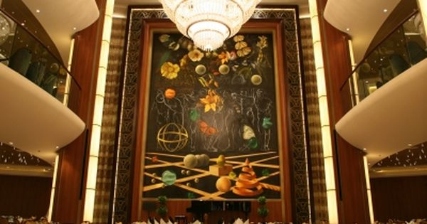 Celebrity Reflection - Review of Cruise Bar, Sydney ...