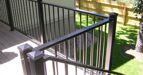 cheap deck railing ideas View 100s of Deck Railing Ideas
