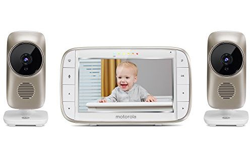 motorola mbp845 2connect video baby monitor with wi fi baby monitors pinterest. Black Bedroom Furniture Sets. Home Design Ideas