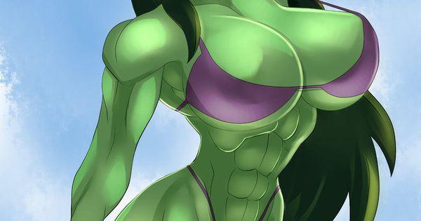 She-Hulk by elee0228 on DeviantArt | Hulk Fan | Pinterest ...