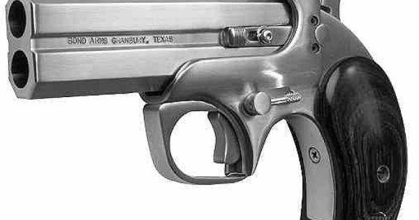Apocalipsis Zombie Armas Blancas >> Bond Arms 9mm Derringer | Armas-Weapons | Pinterest | Armas, Arcos y De fuego