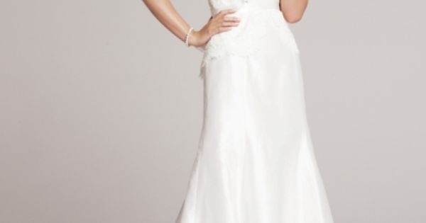 Heidi Elnora 'Coco Marie' gown with 'Katie Grace' lace cover up Wedding