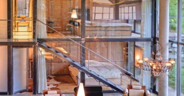 desain rumah idaman berbahan kayu