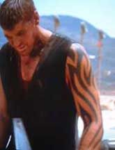 George Clooney Dusk Til Dawn Tattoo : george, clooney, tattoo, Right, Tattoo, Tattoo's, Seen., George, Clooney,, Movie, Tattoos,, Character, Tattoos