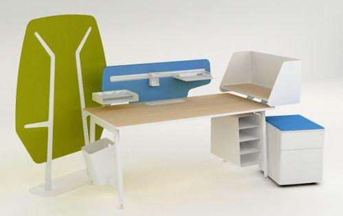 L Objet En Question S La Collection Nouvelle Vague Par Emmanuel Gallina Pour Clen Mobilier Bureau Bois Concept Design