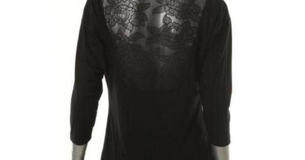 Victoria S Secret Czarna Bluzka Koronkowe Plecy M 4208520071 Oficjalne Archiwum Allegro Women S Top Fashion Tops