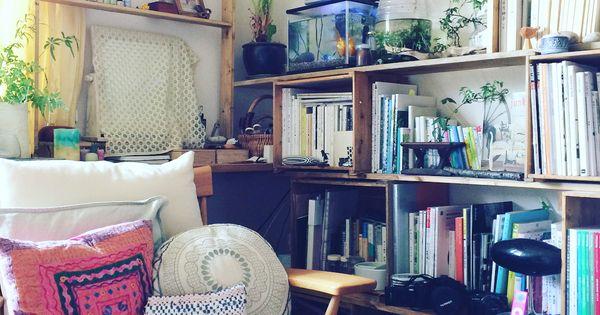 外国の図書館みたいなカッコい本棚を作りたい 本とdiyが好きな方なら