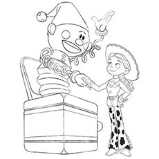 Top 20 Free Printable Toy Story Coloring Pages Online Toy Story