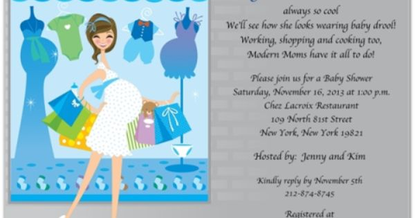 Find This Pin And More On Baby Shower Invitation Wording By Cosmeticmom.