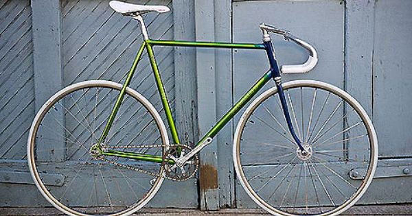 Bishop Bikes With Images Bicycle Track Bicycle Paint Job Bicycle