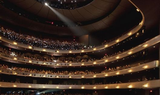 Gallery Of Winspear Opera House Foster Partners 2 Foster Partners Cultural Architecture The Fosters