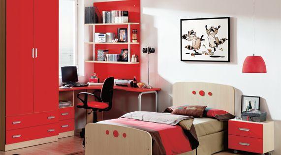 Muebles para cuartos de jovenes cuartos pinterest - Muebles para cuartos de ninos ...