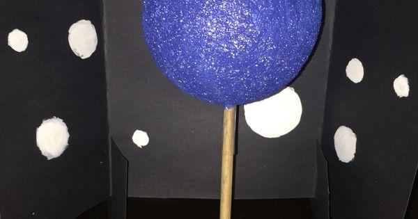 Planet Neptune School Projects Pinterest School