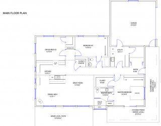 Positive Nrg 1941 Zero Energy Home Plans Garage Floor Plans House Plans How To Plan