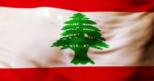 Flag Of Lebanon Lebanese Flag Flag Still Image