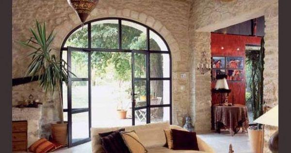 r sultat de recherche d 39 images pour percer baie vitree dans mur de pierre baies vitr es nord. Black Bedroom Furniture Sets. Home Design Ideas
