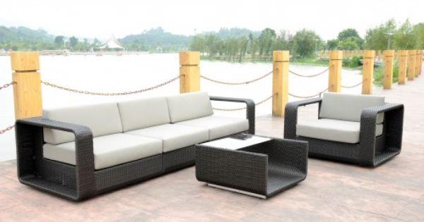 Rattan Garden Sofa Set Ref Garda 2 163 995 Luxury Rattan