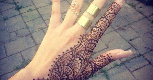 Mehndi We Heart It : Henna sur we heart it http weheartit entry