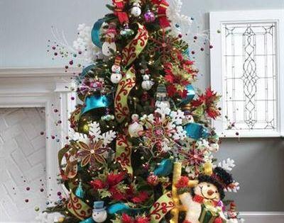 Fotos lindos rboles de navidad decorados rboles de - Comprar arboles de navidad decorados ...