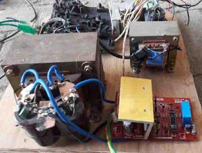 200w Class D Power Amplifier Irf540 Irf9540 Power Amplifiers Amplifier Power