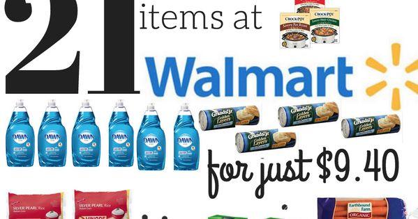 How to coupon shop at walmart